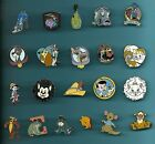 Hades Pinocchio Dumbo Aristocats Lady Tramp Winnie the Pooh Splendid Disney Pin