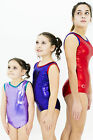 girls gymnastics dance sleeveless- short sleeved podium price leotard