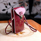 Fashion Girl's Mini Cross Body Messenger Shoulder Bag Mobile Phone Purse Handbag