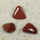 Red Goldstone Tumble Polished Crystal Stone, 1 pc, Sizes 1 to 1.3 Inch, TS518
