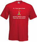 Special Needs kids T-shirt, I have Special Needs, difficulty waiting,