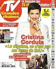 TV GRANDES CHAINES N°314 9 AVRIL 2016 CORDULA/ COFFE/ CORNILLAC/ CLAVIER/MISSING