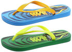 Ipanema Brasil Laces Junior Summer Flip Flops ALL SIZES AND COLOURS