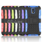 Stand Armor Heavy Duty Hybrid Case For Samsung Galaxy S5,G900A G900T,G900V G900F