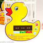 Duck Bath Safety Thermometer Baby Toddler Infant Tub Water Thermometer Tester