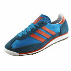 Adidas Originals SL72 Womens Junior Girls Classic Casual Retro Blue Trainers