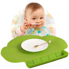 Silicone Pad Baby Table Mat Waterproof Antibiosis Tableware Placemat Feeding