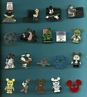 Star Wars Tours YODA JEDI C3PO Darth Vader Boba Fett REBEL Splendid Disney Pin