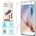 GENUINE PREMIUM TEMPERED GLASS SCREEN PROTECTOR  SAMSUNG GALAXY S4,S5,S6,IPHONE
