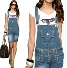 Cow Boy Overalls Shorts Blue Pants Jumpsuits Jeans 832