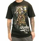 Sullen Mens Time Keeper Black T Shirt