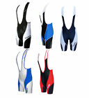 Zimco Mens Pro Bib Short Cycling Bib Short CoolMax Padded Bibs Bibcycle Racing