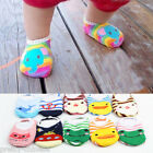 1/5 Pairs Unisex Baby Kids Toddler Girl Boy Anti-Slip Socks Grip Shoes Slipper