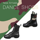 New Army Long Boots Hiking Dance Sneakers Ballroom Sport Jazz Dancing Shoes