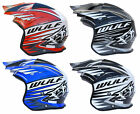 wulfsport 2016 tri-action offroad motorcycle trials bike fibreglass helmet