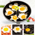 new Heart Rround Fried Eggs for breakfast Kitchen Tool Stainless DIY Gadgets