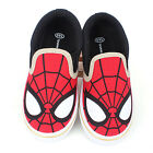 Marvel Amazing Spider Man Slip-On Canvas Comfortable Kids Boys Sneakers