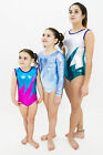 girls gymnastics frozen leotard
