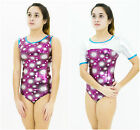 girls gymnastics cerise star