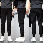 Men's Casual Sport Sweat Pants Harem Training Dance Baggy Jogging Trousers LJ