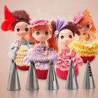 Russian Tulip Icing Piping Nozzles Cake Decoration Decor Tips Cooking Tools AU