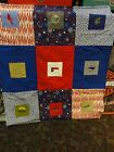 Embroidered Quilts Approx 50x60  (Your Choice of Designs)