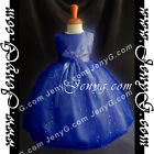 #SPN8 Baby Flower Girls Wedding Birthday Party Recital Sparkle Summer Sun Dress