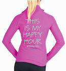 **INSPIRE ME***LADIES FITNESS JACKET...HAPPY HOUR..ALL SIZES AVAIL
