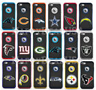 Official NFL MVP Flex Series Impact Cover Case for Apple iPhone Fans Teams $18.99 USD