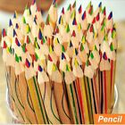 Hot Sale Rainbow Color Pencil 4 in 1 Colored Drawing Painting Pencils