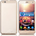 "Cheap Unlocked 5"" Android 5.1 Mobile Smart Phone Quad Core Dual SIM WiFi GPS 3G New"