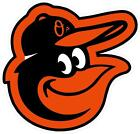 Baltimore Orioles cornhole board decal (1 DECAL)