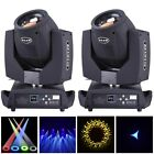 1x 2x 230W LED Beam Moving Head Stage Light DMX512 DJ Dimmable Effect Lighting