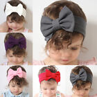 Latest Baby Girls Toddler Newborn Big Headband Headwear Hair Bow Accessories Hot