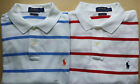 Ralph Lauren Men's Polo Cotton T-Shirt Short Sleeve Brand New With Tags £75