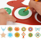 Spirograph Magic Turtle Rabbit Sketchpad Drawing Board Kids Educational Toy R5