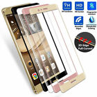 3D Edge Full Cover Tempered Glass Screen Protector Film For Huawei P9 /Plus Nice
