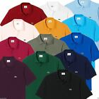 Lacoste L1212 Polo Shirt Cotton Classic Fit All Colours Size 3 4 5 6 7