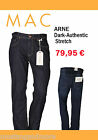 MAC Arne Dark Authentic Stretch hier W30 -42  nur  79,95€