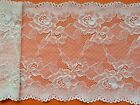 "Skintone Nude Stretch Lace Soft Wide 8""/20 cm Trim"