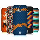 HEAD CASE DESIGNS SCALES HARD BACK CASE FOR HTC ONE M8