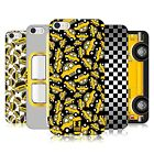 HEAD CASE DESIGNS YELLOW CAB HARD BACK CASE FOR APPLE iPHONE 5 5S SE