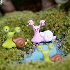 Variou Mini Dollhouse Fairy Garden Landscape Terrarium Figurine Bonsai Decor DIY