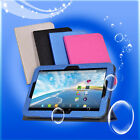 """Black Folio Case Cover For 10.1"""" Toshiba AT10PE-A AT10-A Tablet US"""