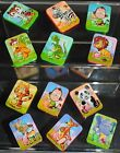 Animal themed slide sliding puzzle party bag toy FREE POSTAGE