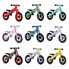 Children's Kid's Wooden Balance Bike Toys Boys & Girls Ideal Christmas Present