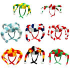 World cup countries Clown Costume Hat football fans support hat Hot EW