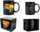 Metallica: Ceramic Mug - New & Official In Display Box Flaming Skull / Pirate