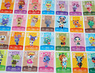 NEW amiibo - Animal Crossing - Series 4 Cards Pick Your Own 351-400 Nintendo 3DS