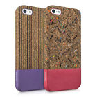 kwmobile  CORK CASE FOR APPLE IPHONE SE 5 5S CASE NATURE BUMPER CASE COVER